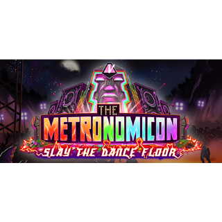 The Metronomicon: Slay The Dance Floor (Steam/Global Instant Delivery)