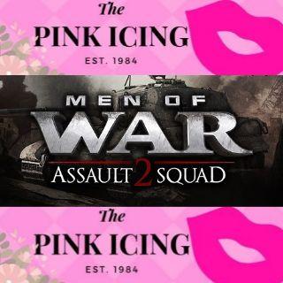 Men of War: Assault Squad 2 War Chest Edition (Steam/Global Instant Delivery/1)