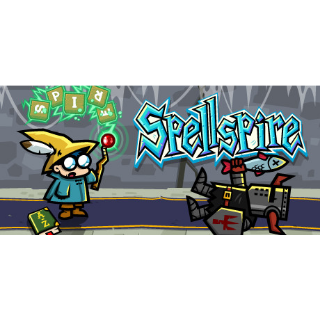 Spellspire (Steam/Global Instant Delivery)