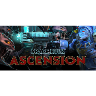 Space Hulk Ascension (Steam/Global Instant Delivery)