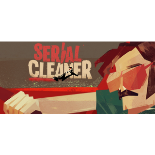 Serial Cleaner (Steam/Global Instant Delivery)