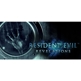 Resident Evil Revelations (Steam/Global Instant Delivery/1)