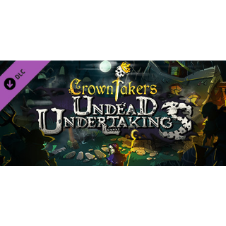 Crowntakers - Undead Undertakings (Steam/Global Instant Delivery)
