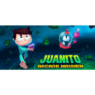 Juanito Arcade Mayhem (Steam/Global Instant Delivery/2)