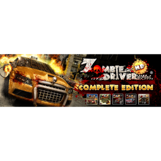 Zombie Driver HD Complete Edition (Steam/Global Instant Delivery)