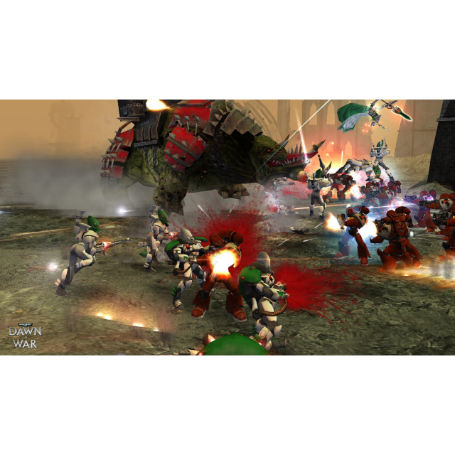 warhammer 40k dawn of war 2 game of the year edition