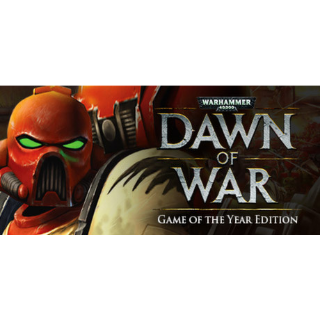 Warhammer® 40,000: Dawn of War® - Game of the Year Edition (Steam/Global Instant Delivery/2)