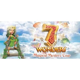 7 Wonders: Magical Mystery Tour (Steam/Global Instant Delivery)