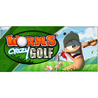 Worms Crazy Golf (Steam/Global Instant Delivery)