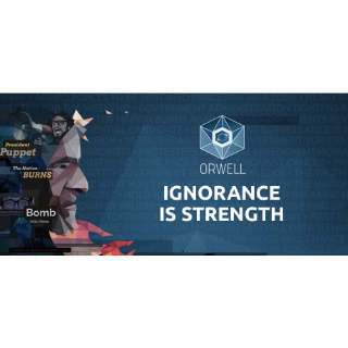 Orwell: Ignorance is Strength (Steam/Global Instant Delivery/1)
