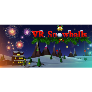 VR Snowballs steam/global instant delivery