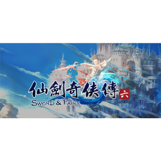 仙劍奇俠傳六 (Chinese Paladin:Sword and Fairy 6) (Steam/Global Instant Delivery)