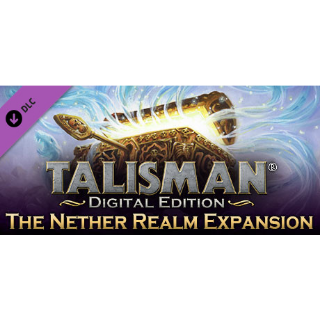 Talisman - The Nether Realm Expansion steam/global instant delivery