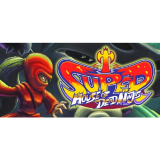 Super House of the Dead Ninjas + Super House of Dead Ninjas: True Ninja Pack (Steam/Global Instant Delivery/2)