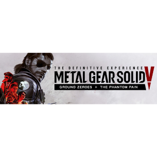 METAL GEAR SOLID V: The Definitive Experience  (Steam/Global Instant Delivery/1)