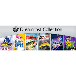 Dreamcast Collection(Steam/Global Instant Delivery)