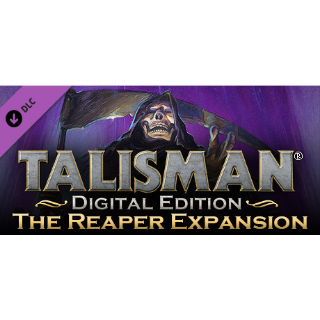 Talisman - The Reaper Expansion Pack steam/global instant delivery