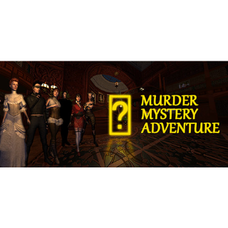 Murder Mystery Adventure (Steam/Global Instant Delivery)