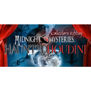 Midnight Mysteries 4: Haunted Houdini (Steam/Global Instant Delivery)