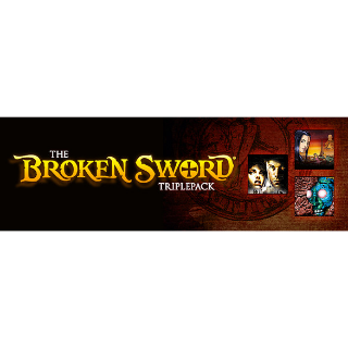 Broken Sword Trilogy (Steam/Global Instant Delivery)