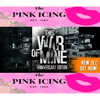 This War of Mine (Steam/Global Instant Delivery/1)