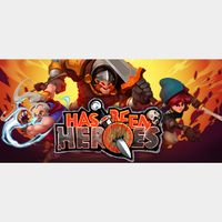 Has-Been Heroes (Steam/Global Instant Delivery)