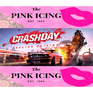 Crashday Redline Edition (Steam/Global Instant Delivery)