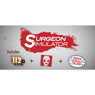 Surgeon Simulator + Anniversary Ed. Content (Steam/Global Instant Delivery)