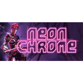 Neon Chrome (Steam/Global Instant Delivery)