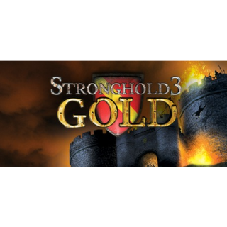 Stronghold 3 Gold worth $29.66 (Steam/Global Instant Delivery)