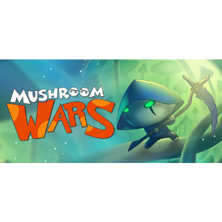 Mushroom Wars (Steam/Global Instant Delivery)