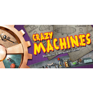 Crazy Machines: Wacky Contraption Ultimate Collection (Steam/Global Instant Delivery)