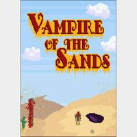 ✔️Vampire of the Sands