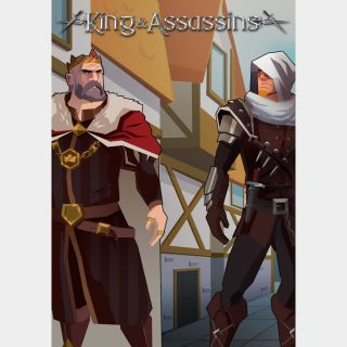 ✔️ King and Assassins