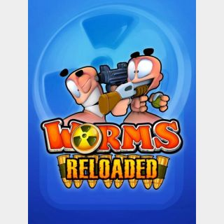 ✔️Worms: Reloaded