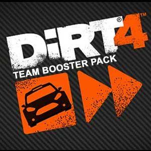 ✔️DiRT 4 Team Booster Pack DLC