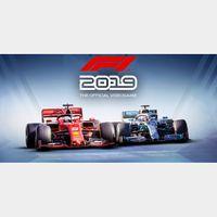✔️ F1 2019