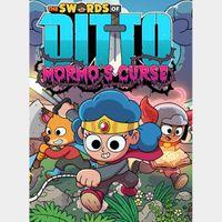 ✔️The Swords of Ditto: Mormo's Curse