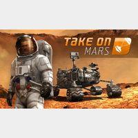 ✔️Take on Mars