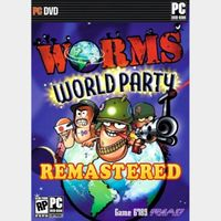 ✔️Worms World Party Remastered