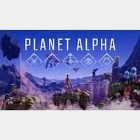 ✔️Planet Alpha - Steam key