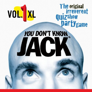 ✔️ YOU DON'T KNOW JACK Vol. 1 XL