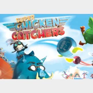 ✔️Super Chicken Catchers