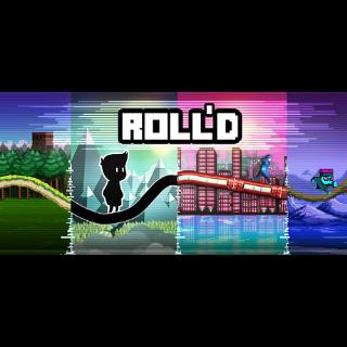 ✔️ Roll'd - Steam Key GLobal