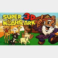 ✔️Super 3-D Noah's Ark