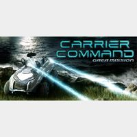 ✔️Carrier Command: Gaea Mission