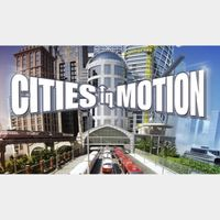 ✔️Cities in Motion
