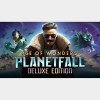✔️Age of Wonders: Planetfall Deluxe Edition