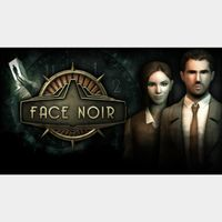 ✔️ Face Noir - Steam Key