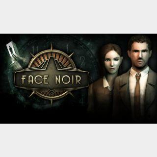 ✔️ Face Noir - Steam Key
